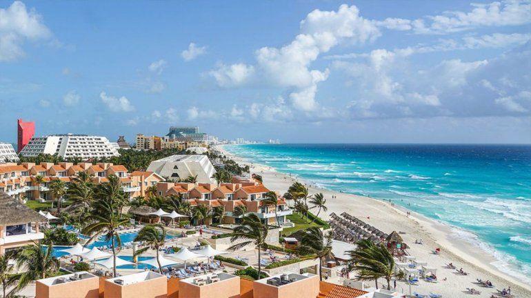 Asesinan a seis personas en un emblemático balneario mexicano de Cancún