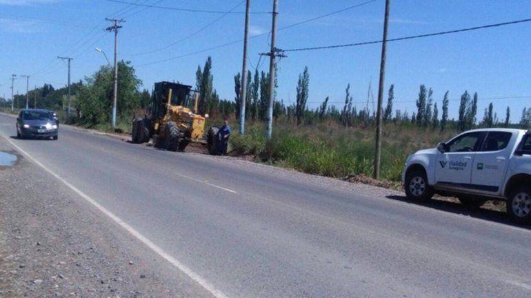 Habrá cortes en la Ruta 65 por tareas de mantenimiento