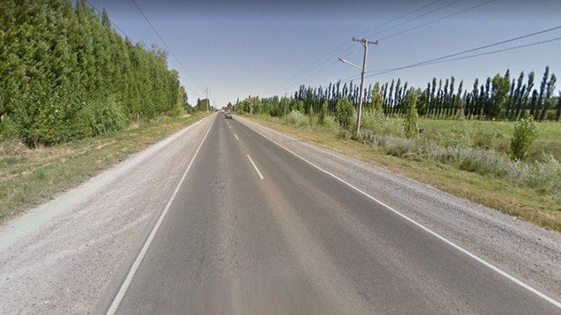 Villa Manzano: un joven de 20 años murió atropellado