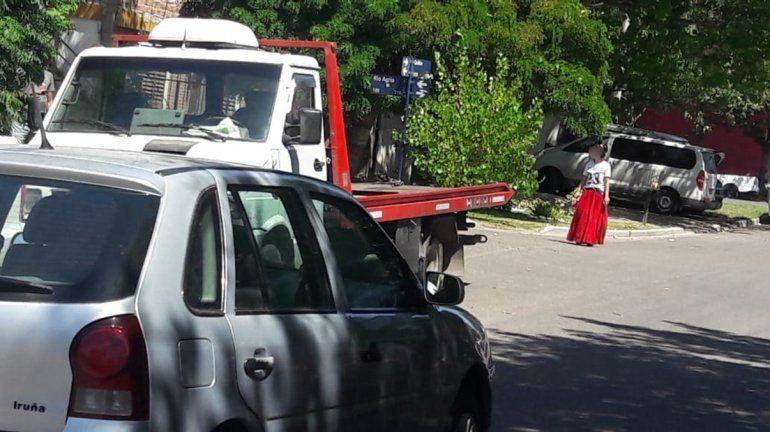 El conductor de la grúa habría perpetrado múltiples robos en Cipolletti.