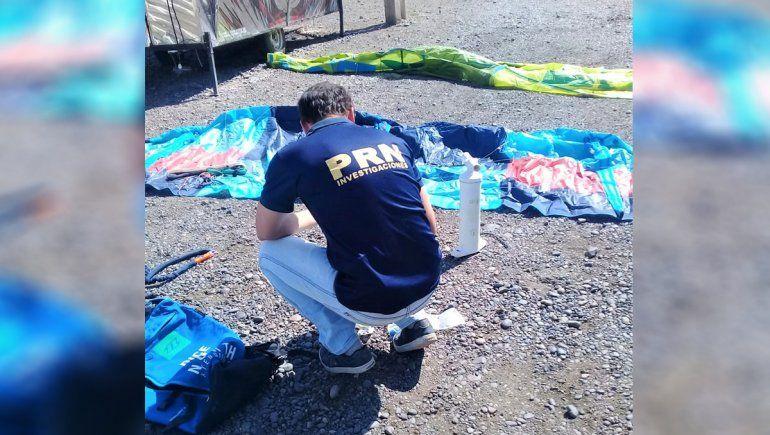 Encontró en Facebook sus equipos de kitesurf robados y atrapó a los vendedores
