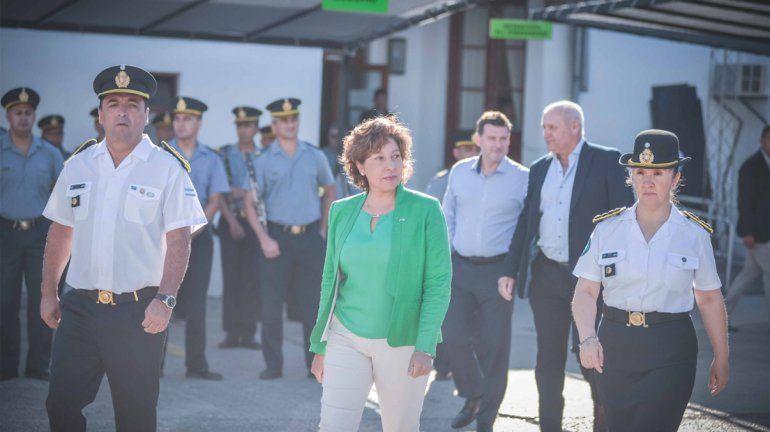 Más de 130 agentes policiales recibieron su nueva jerarquía