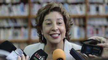 Arabela Carreras: Con los docentes estamos cerca de acordar
