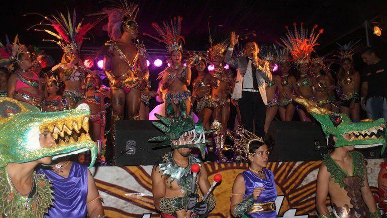 Los cipoleños tuvieron su propio Carnaval
