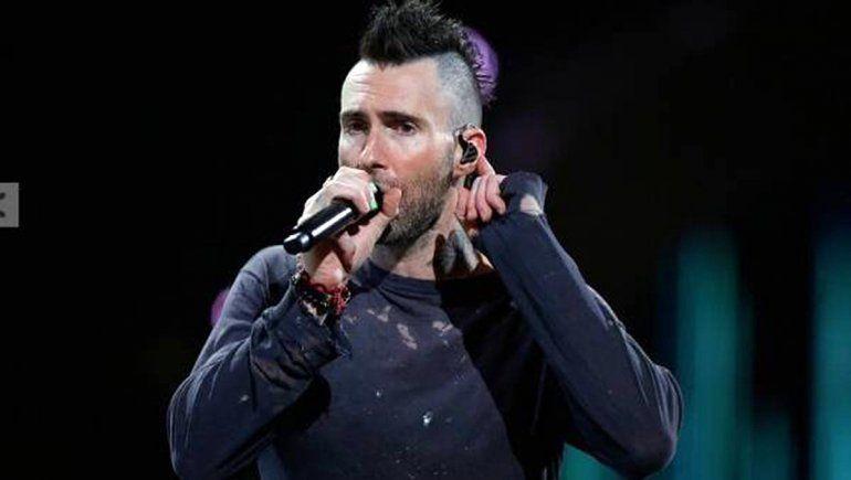 El cantante de Maroon 5 pidió perdón por el papelón en Viña del Mar