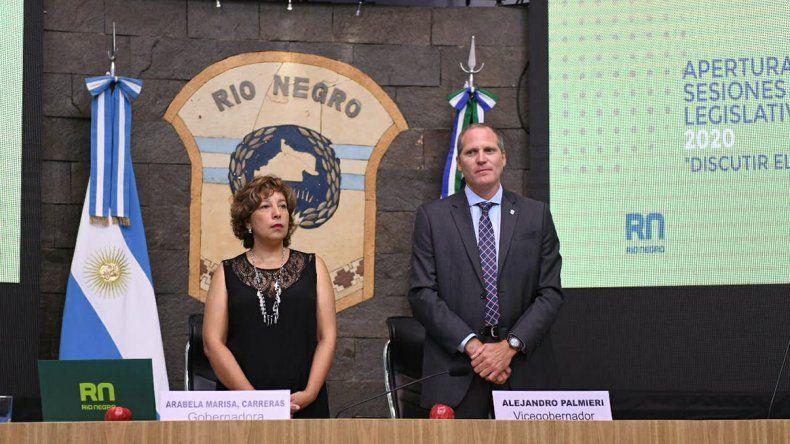 Arabela Carreras dio inicio al período ordinario de sesiones