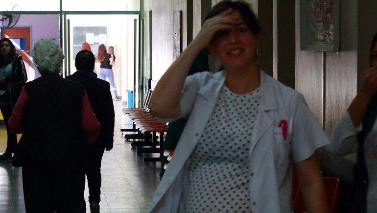 El hospital  se prepara para un pico de consultas a partir  de abril