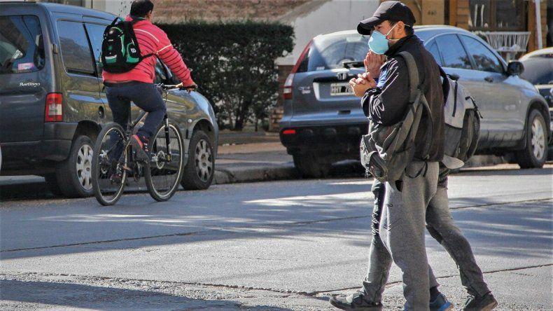 Por suba de casos, habrá restricción de salidas en Cipolletti