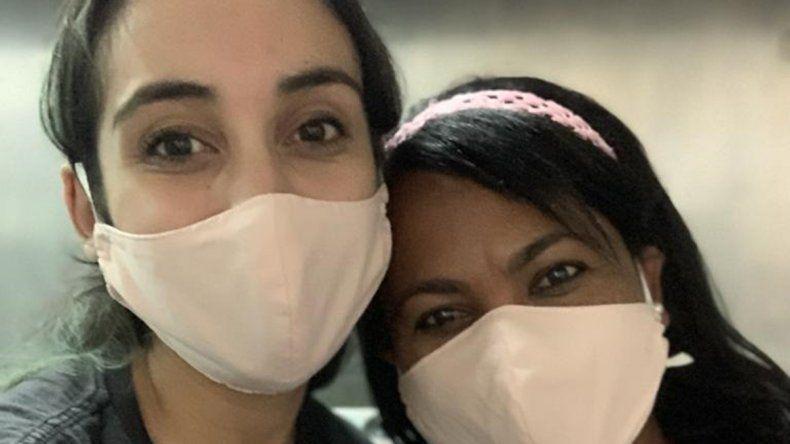 Una cipoleña cuenta cómo se vive la pandemia en Brasil