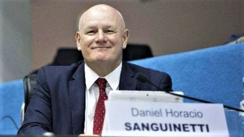 Carreras confirmó a Daniel Sanguinetti como Secretario General