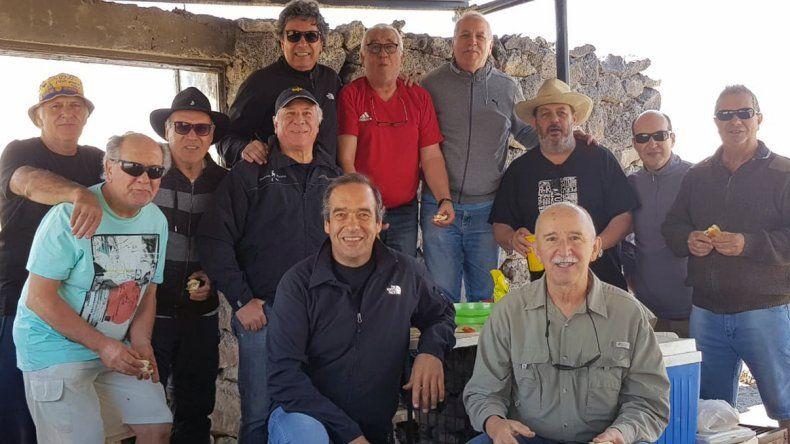 Amigos cipoleños unieron fuerzas para emprender una odisea solidaria