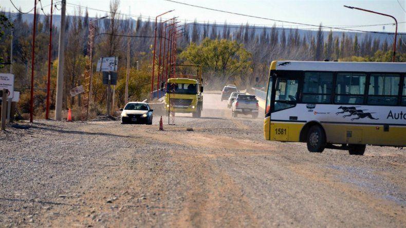 Empieza a funcionar el servicio de transporte de la Muni para los vecinos de Las Perlas
