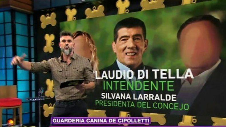 Leo Montero criticó a Di Tella por la guardería canina