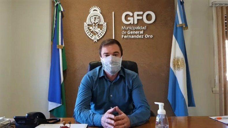 Fernández Oro: dos casos activos, comercios cerrados y Gendarmería