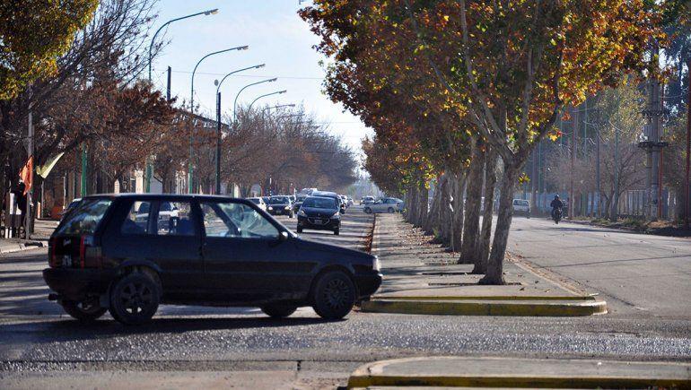 En la ciudad ya están circulando el 85% de los autos