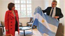 el presidente logro un acuerdo que respeta nuestra soberania y los intereses argentinos