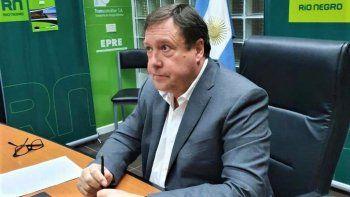 weretilneck quiere un consejo de la magistratura que sea federal