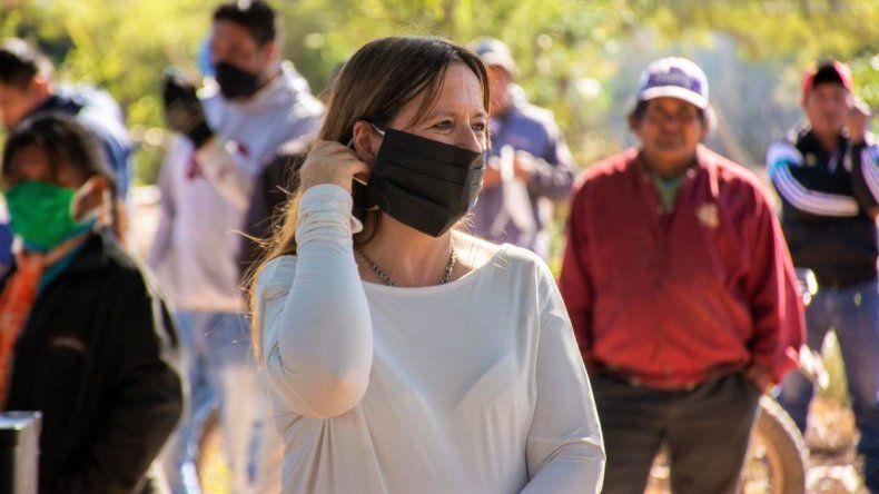 Coronavirus: el estado de salud de Magdalena Odarda