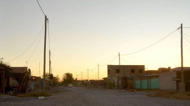 La dirigencia de los asentamientos locales se dividió