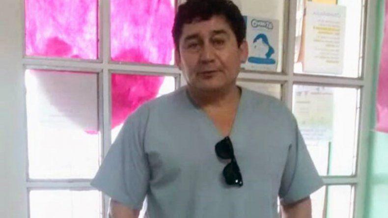 Cachito, el chofer de ambulancia que enfermó de coronavirus y la está peleando