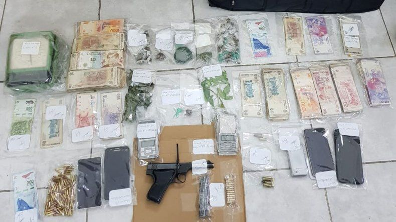 Los condenaron por traficar cocaína en la región valletana
