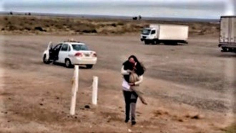 El perro que viajó 450 kilómetros en taxi para encontrarse con su dueña