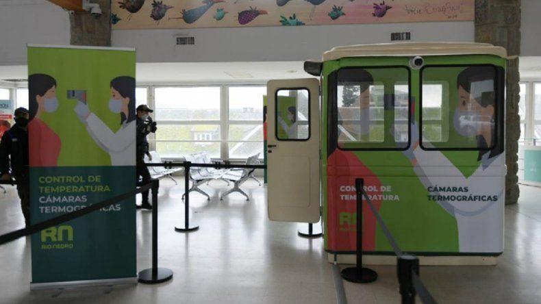 Avanza la instalación de cámaras térmicas en hospitales