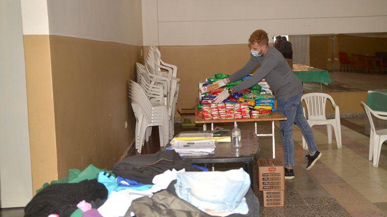 Solidaridad: la campaña Manos que Ayudan llegó a 1.500 casas