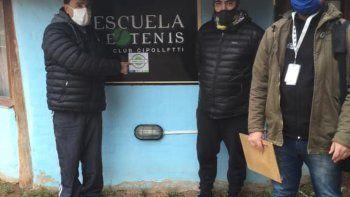 tres actividades listas para volver en el club cipolletti