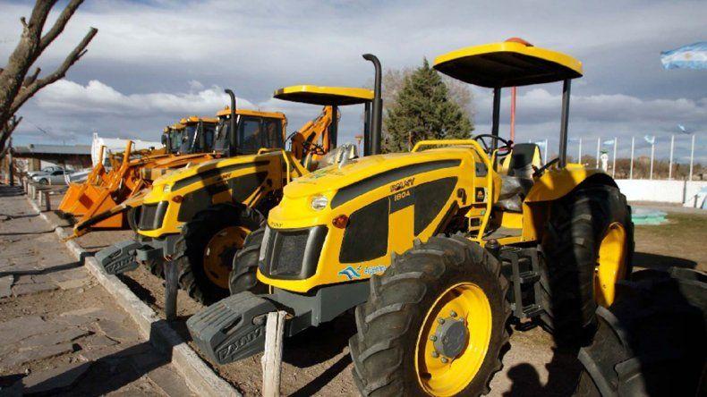 Financiarán $100.000.000 para la compra de maquinaria agropecuaria en Río Negro