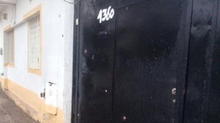 Feroz balacera: dispararon 60 tiros contra una casa por error