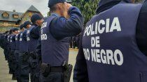 policias rionegrinos se capacitan en la lucha antidrogas