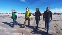 impulsan la creacion de un nuevo parque nacional en rio negro