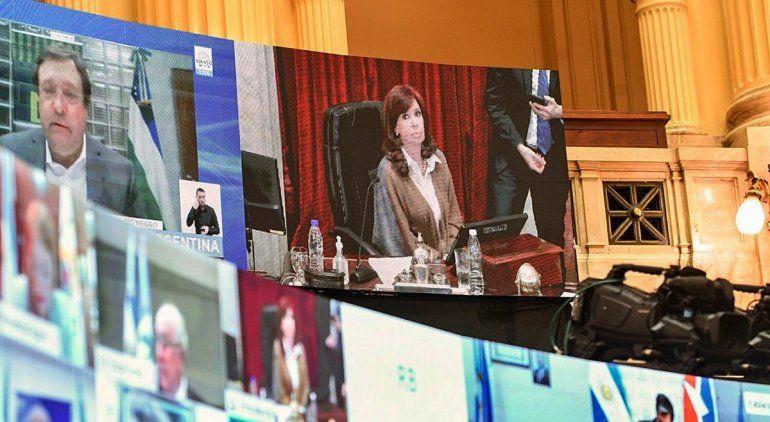 Weretilneck pidió cerrar la negociación de la deuda