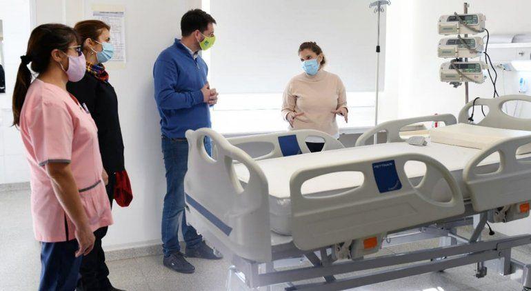 El hospital de Allen está listo para recibir derivaciones del Alto Valle