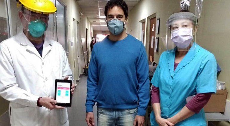 UNCo: desarrollaron aplicación que mejora la atención a pacientes con coronavirus