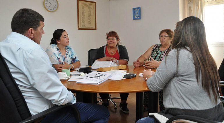Inicia el proceso de regularización del barrio Labraña
