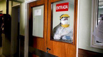 cipolletti sumo casi 100 casos de coronavirus en un dia