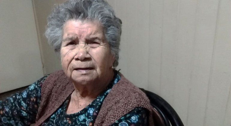 La abuela cipoleña que superó el Covid y cumplió 95 años
