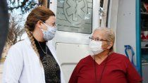 la enfermera que postergo su jubilacion para enfrentar al covid
