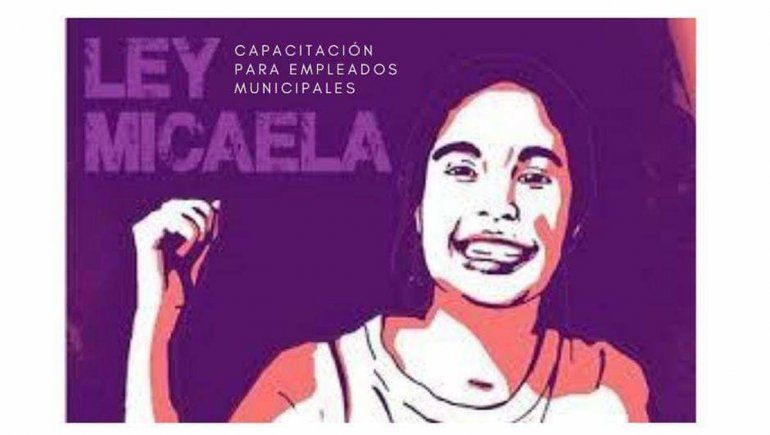 La Ley Micaela se dictará en la Municipalidad