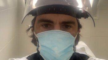 pablo, el terapista de buenos aires que brinda asistencia en rio negro