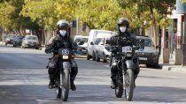 atraparon a un pibe conduciendo una moto robada