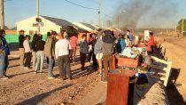 avanza la causa judicial contra los policias por el violento desalojo