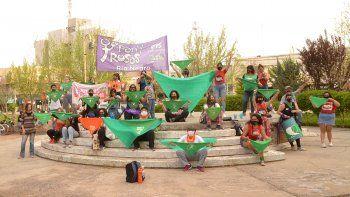 cipolenas pidieron por el aborto legal, seguro y gratuito