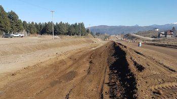reactivaron las obras en la ruta nacional n°23