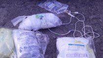 encuentran residuos patogenos en estaciones de reciclado