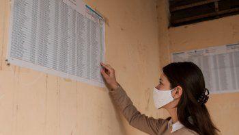 Las PASO de pandemia dejaron la participación más baja en la década