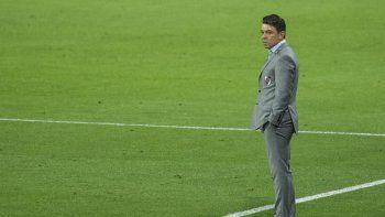 ¿Qué dijo Gallardo sobre el Superclásico contra Boca?