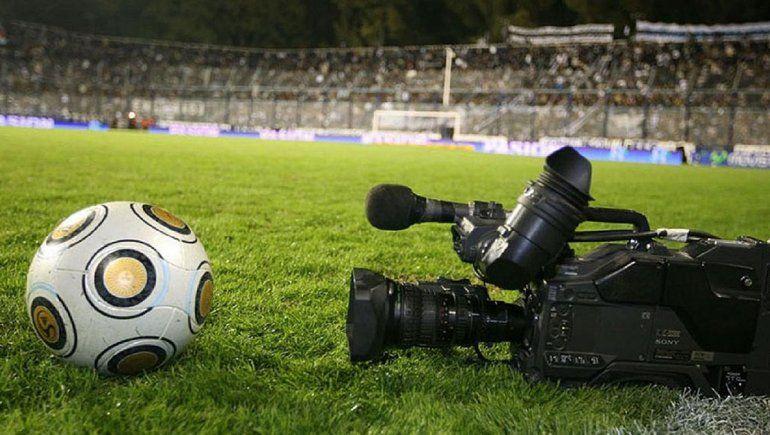 Por una medida cautelar, siguen igual las transmisiones de fútbol